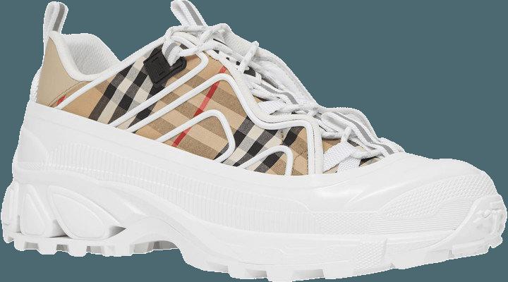 Arthur Check Sneaker