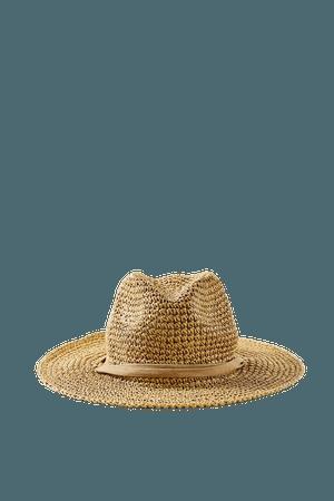 WOVEN HAT | ZARA United States