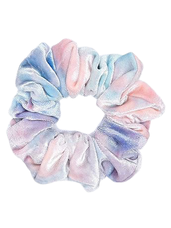 pink and blue ombre scrunchie - Google Search