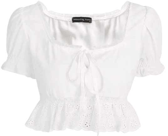 Bella Hadid Sexy Off Shoulder Lace Ruffles short Crop tops Summer Tops White Black Beach Blouse ladies Tops women chiffon shirt-in Camis from Women's Clothing on Aliexpress.com   Alibaba Group