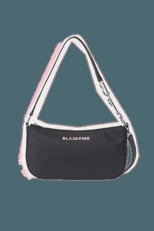 Small Shoulder Bag - Black/Blackpink - Ladies   H&M US