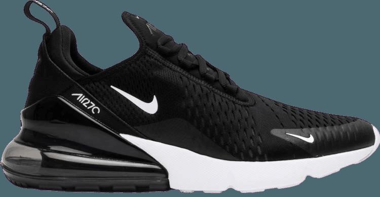 Air Max 270 'Black White' - Nike - AH8050 002   GOAT