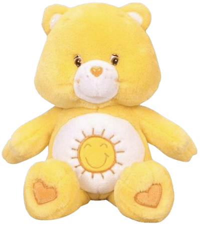 funshine bear plushie