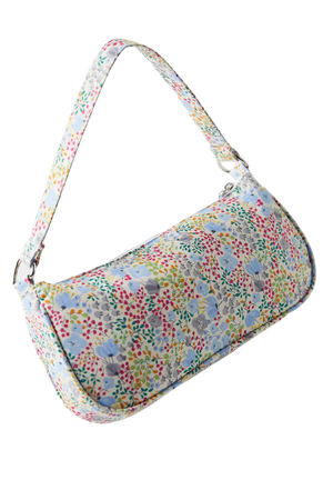 UO Floral Baguette Bag | Urban Outfitters