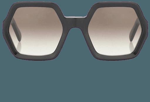 Hexagonal Sunglasses | Celine Eyewear - Mytheresa