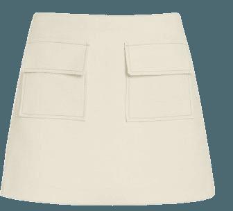 Anderes Crepe Mini Skirt By Alexis | Moda Operandi