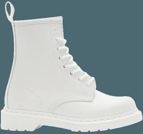 White Doc Martens