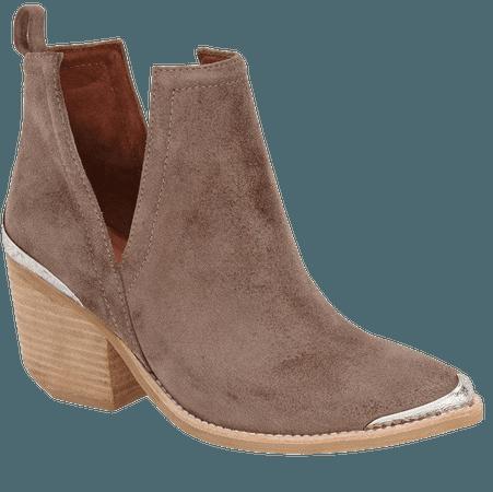 Cromwell Cutout Western Boot