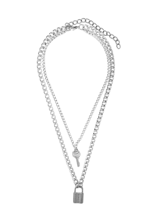 Love Lockdown Necklace – Adika