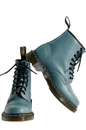 Dr. Martens 1460 Smooth Lace-Up Boots   Free People