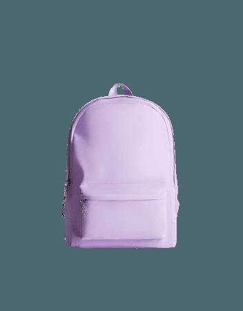 Butterfly pull tab backpack - Accessories - Woman   Bershka