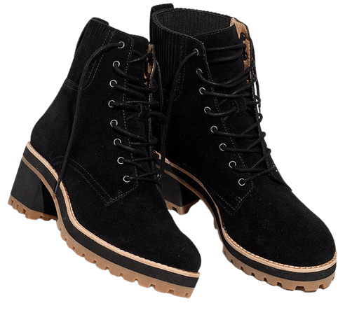 The Lorelei Lace-Up Boot
