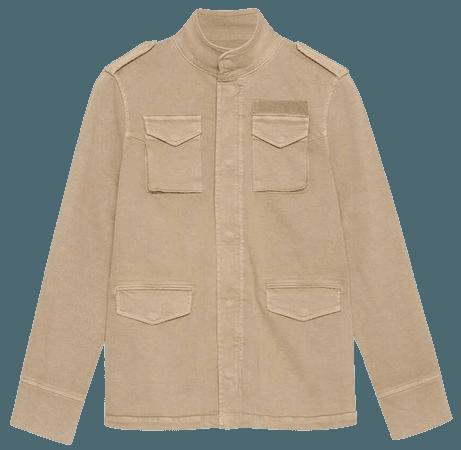 ANINE BING Army Jacket - Sand
