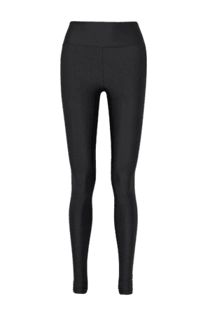 Stretch Leggings - Black