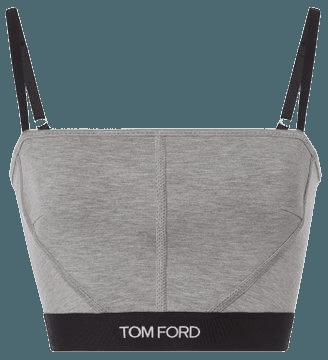 Jersey Crop Top By Tom Ford | Moda Operandi
