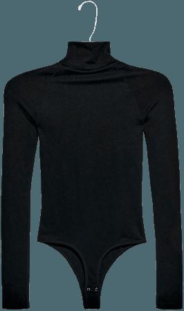 Free People Ribbed Turtleneck Bodysuit | Nordstrom