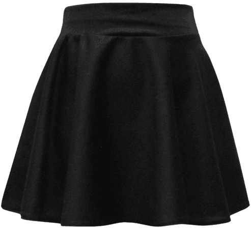 Skater Skirt Skirts Girls Kids Casual Party and School Wear Black 7 to 13 Years | eBay