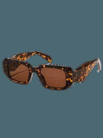 Tortoiseshell Frame Sunglasses | SHEIN USA