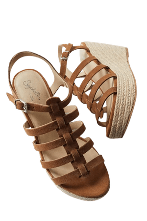 Seychelles Naturally Wedge Sandal | Urban Outfitters