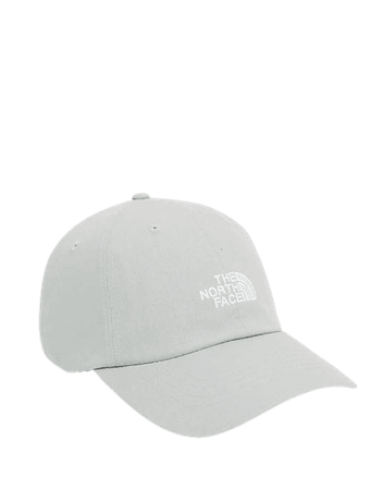 The North Face Norm cap in gray | ASOS
