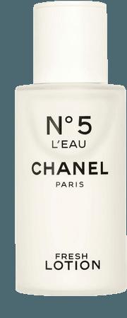 N°5 L'EAU Fresh Lotion | CHANEL