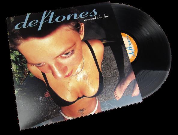 deftones around the fur cd - Google Search