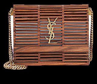 Saint Laurent Kate Small Bamboo Chain Bag   Barneys New York