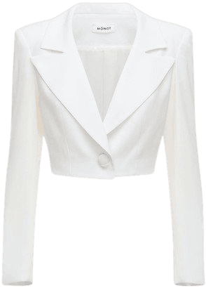 white crop blazer – Pesquisa Google