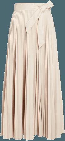 INTERMIX Private Label Estelle Pleated Skirt   INTERMIX®