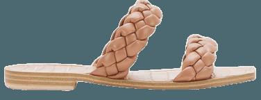 INDY SANDALS IN CARAMEL STELLA – Dolce Vita