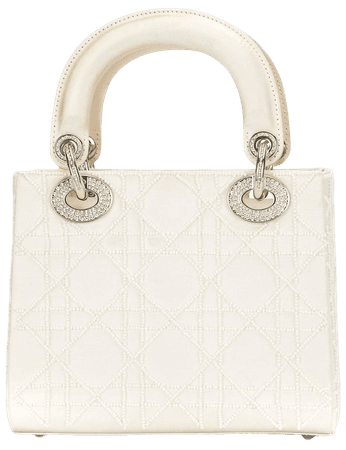 Christian Dior Mini Sac à Main Lady Dior Cannage pre-owned - Farfetch