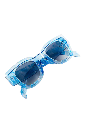 Madeline Oversized Square Sunglasses | Urban Outfitters