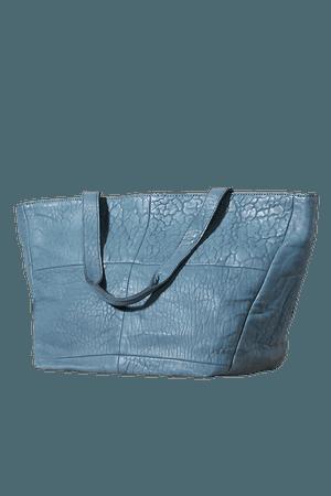 Marta Leather Tote Bag   Anthropologie