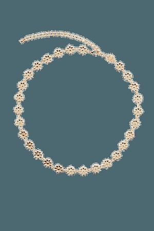 Flower chain belt - pull&bear