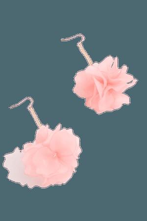 Floral Drop Earrings | Forever 21