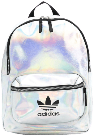 Adidas Holographic Effect Backpack - Farfetch