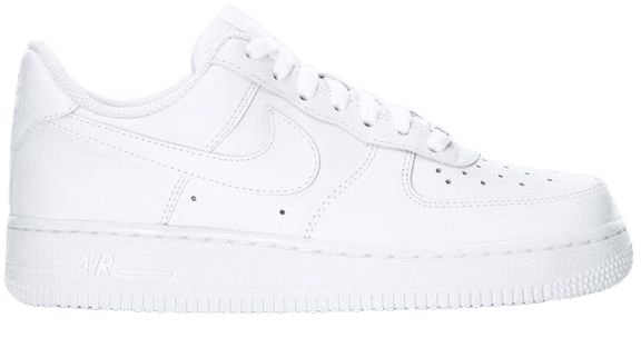 Air Force 1 07 Low - in White/White by Nike | WSS