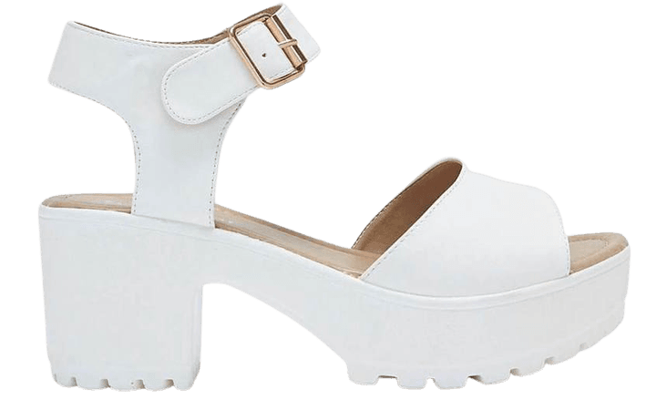 LOR Chunky Sandals | Koi