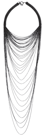 Brunello Cucinelli Long Beaded Necklace - Farfetch