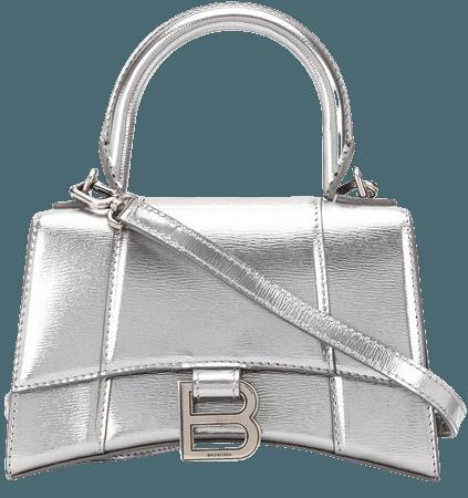 Balenciaga Hourglass Top Handle XS Bag - Farfetch
