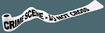 crime scene png black white tape filler