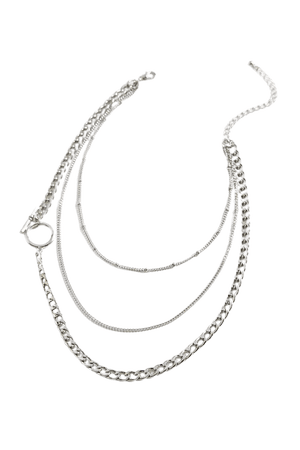 Mikel Toggle Layer Necklace | Urban Outfitters
