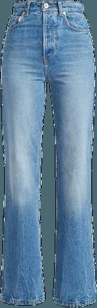 Paco Rabanne Bootcut Jeans | SaksFifthAvenue