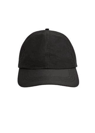 Cap with visor - Women   Mango USA