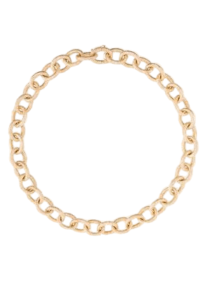 Carolina Bucci 18k Yellow Gold 39 Link Chain Necklace - Farfetch