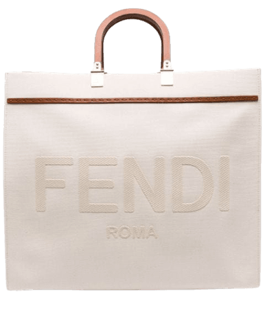 Fendi Sunshine Tote Bag - Farfetch