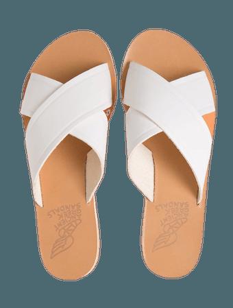 WHITE CROSS STRAP SANDAL – Pesquisa Google