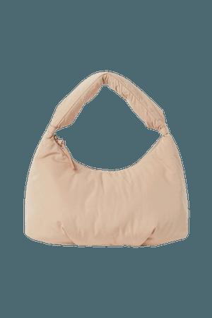 Padded Handbag - Beige - Ladies   H&M US