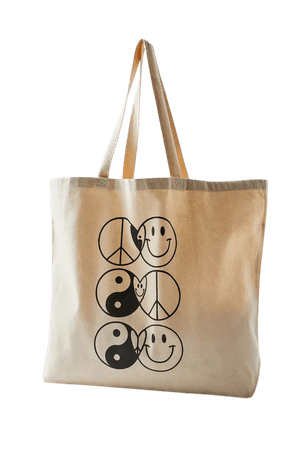 Dreyfus Peace Large Tote Bag | Urban Outfitters