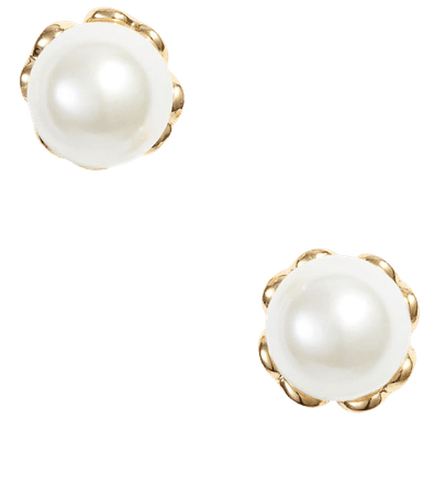 kate spade new york pearlette delicate stud earrings | Nordstrom